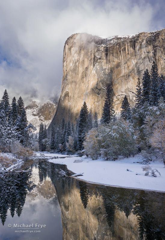 El Capitan Yosemite Michael Frye