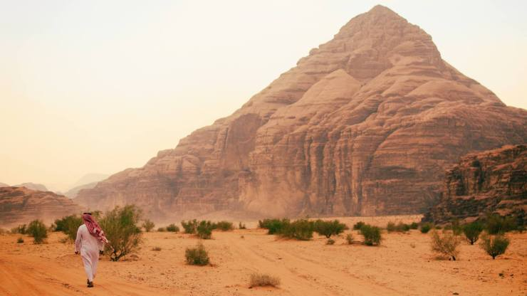 Wadi Rum Jordan Michael Bonocore 4