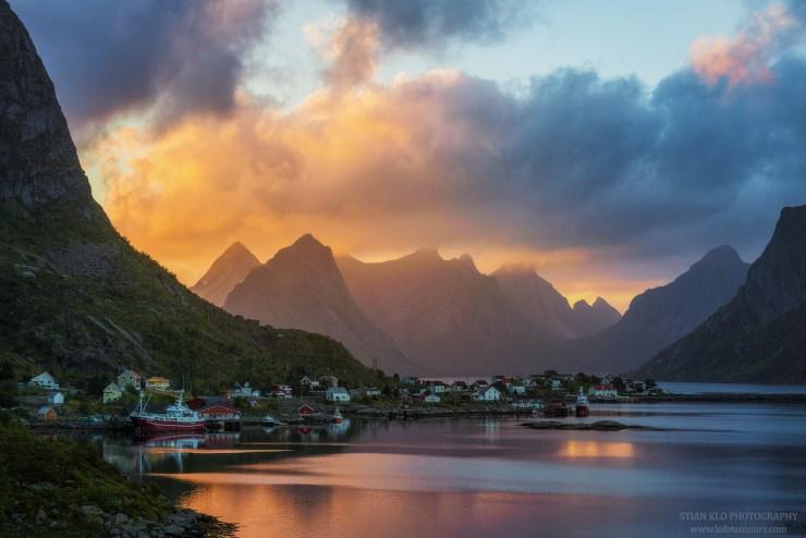 Reine Norway Lofoten Tours Stian Klo 6