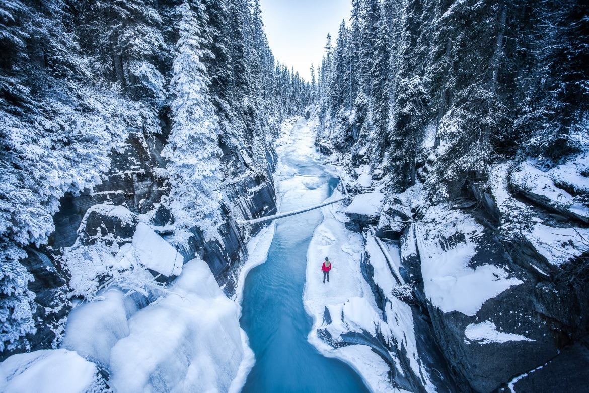 30 Incredible Winter Photos That Will Make You Wish Spring