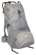 Clik Elite CE404GR Large Hiker Pack with Click Stand