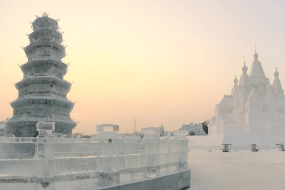 Harbin Snow & Ice Sculpture Festival