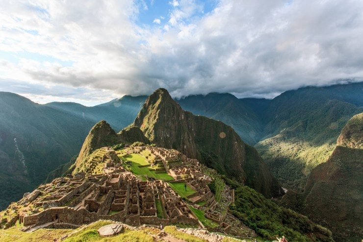 Machu Picchu The Giving Lens Michael Bonocore