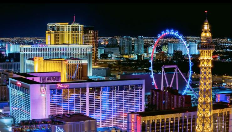 Dustin Farrell Las Vegas Timelapse