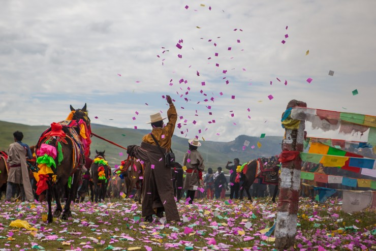 litang-horse-festival-opening-ceremony_10379457004_o