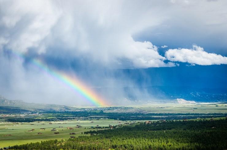 Buena Vista Rainbow