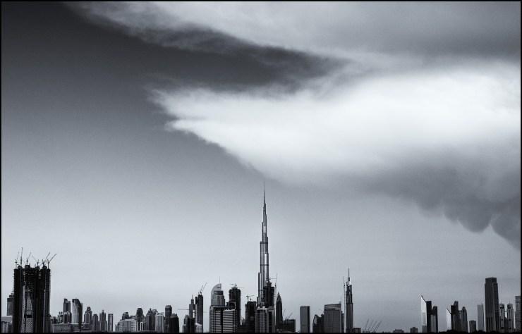 Nature vs Burj Al Khalifa