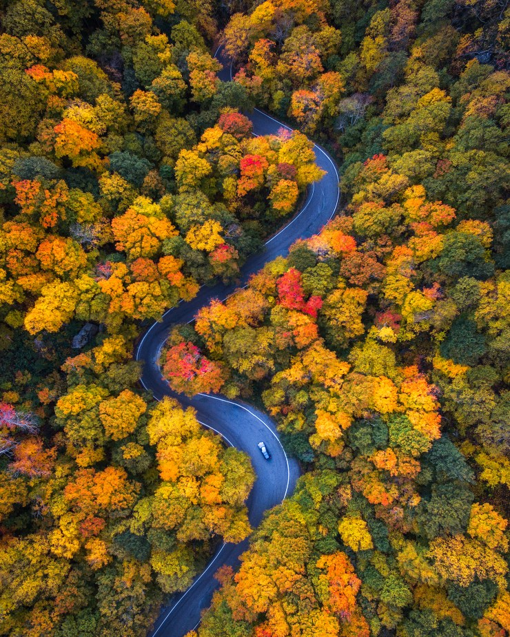 vermont-smugglers-notch-by-drone-in-fall-by-michael-matti
