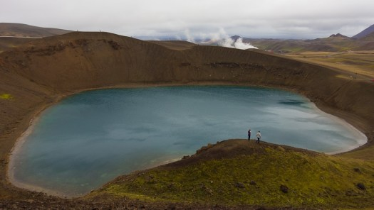 Must see - Viti crater