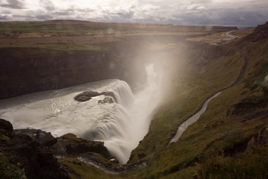 Must see in South Iceland - Gullfoss