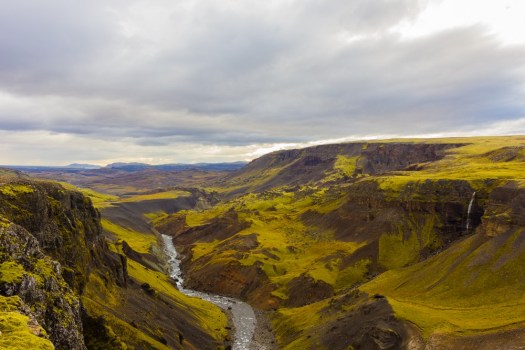 Must see in South Iceland - Haifoss
