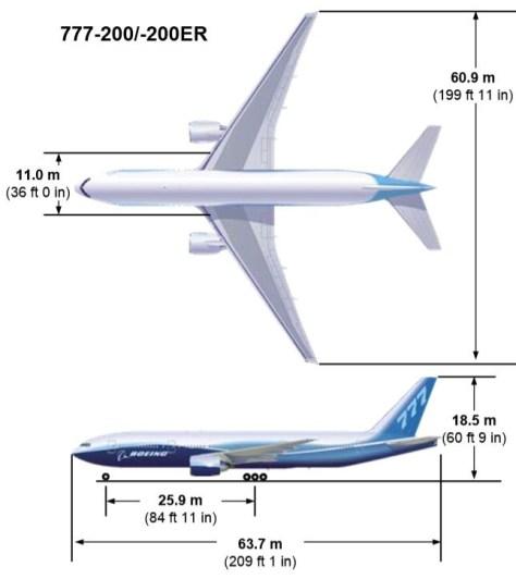 Boeing 77-200
