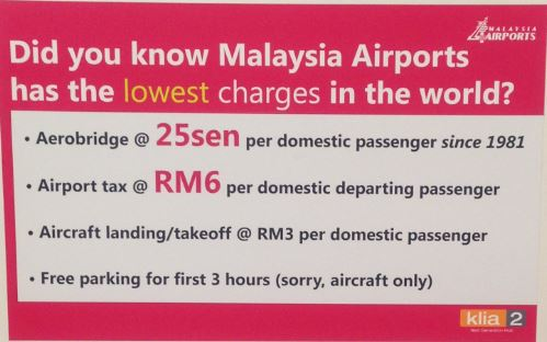 Funny Sheet of KLIA2