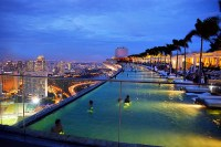 Marina Bay Sands - Singapore's Infinity Pool | SMART ...