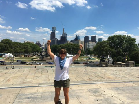 Before You Climb The Rocky Steps Or Have Your Picture Taken In Front Of The Rocky Statue In