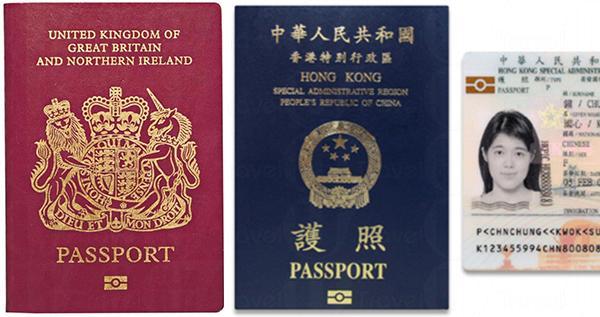 BNO vs. 香港特區護照免簽證國家大比拼 | U Travel 旅遊資訊網站