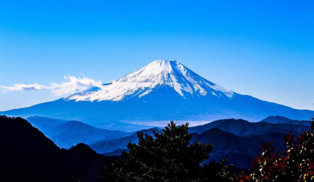 美しい 富士山 - ラガコモタ