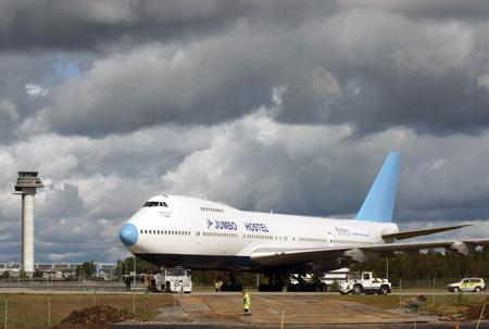 747 飛機酒店瑞典機場 check-in | U Travel 旅遊資訊網站