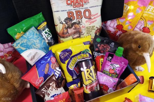 KiwiGrub新西蘭零食訂閱福盒