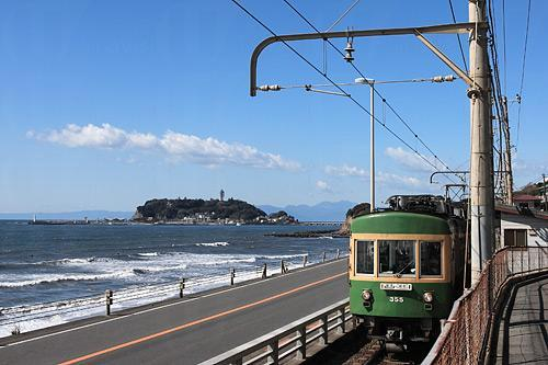 江之島電鐵 - 鎌倉旅遊 | ULifestyle Travel