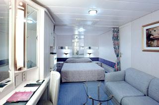 sofa beds u k 3 piece set vision of the seas cabins | u.s. news best cruises