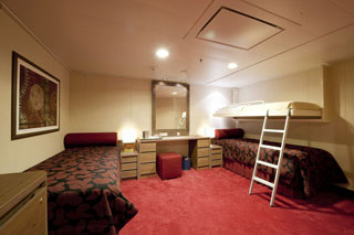 MSC Magnifica Cabins  US News Best Cruises