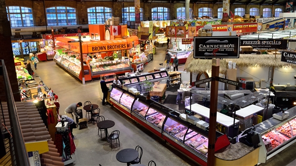 Market Market Grocery Hours