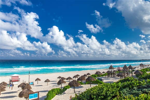 Playa Delfines picture in Cancun