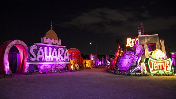 Image result for neon museum