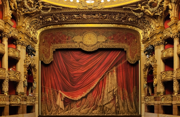 Palais Garnier  Opera National de Paris Reviews  US