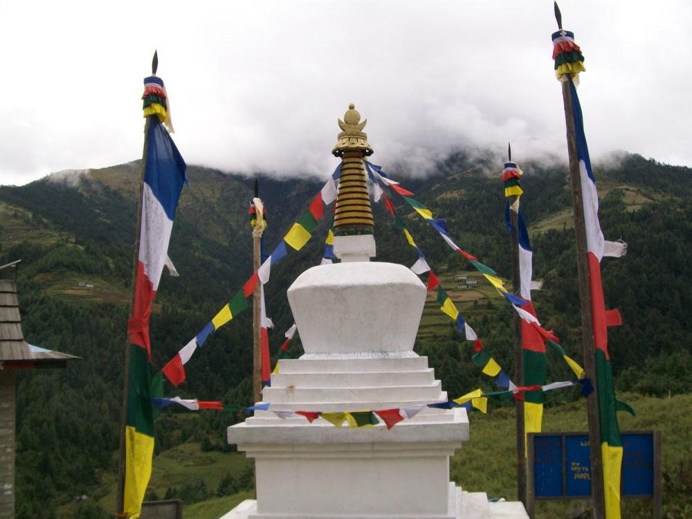 Junbesi to Nunthala on Jiri - Gokyo Everest Park Trek (2/4)