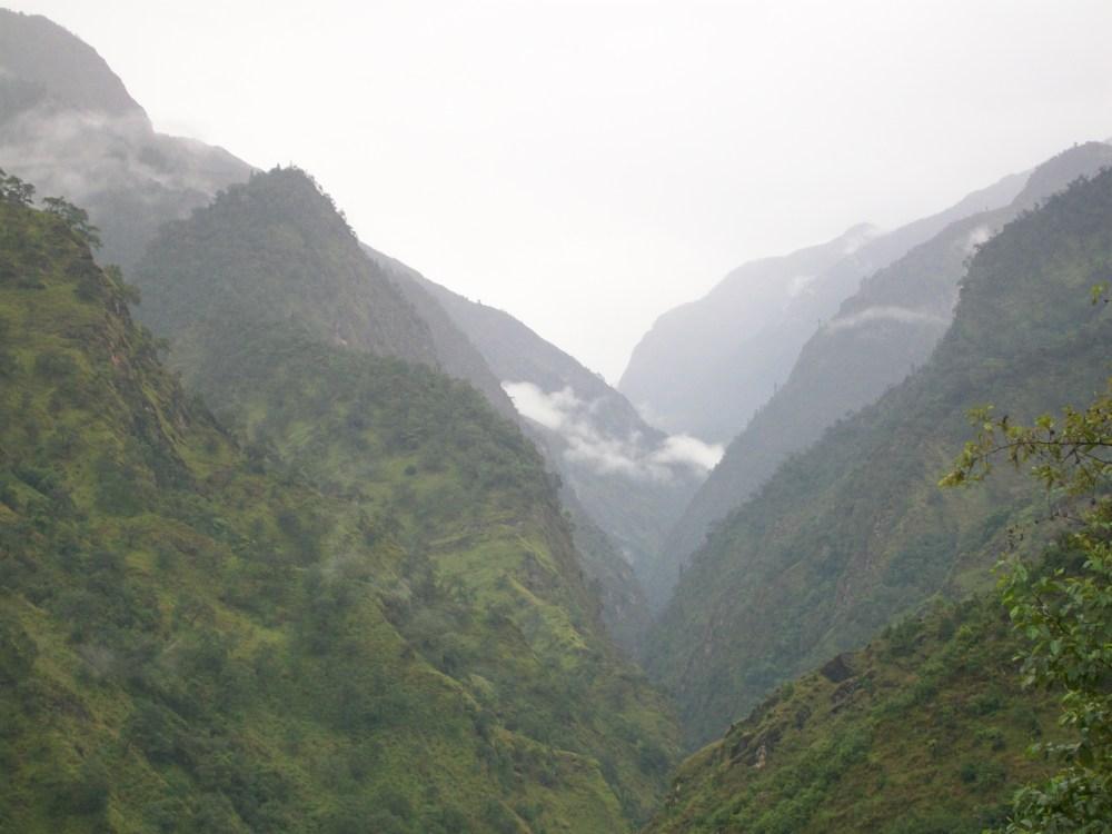 Nepal Everest View Trek Dudh Koshi Photos (2/6)