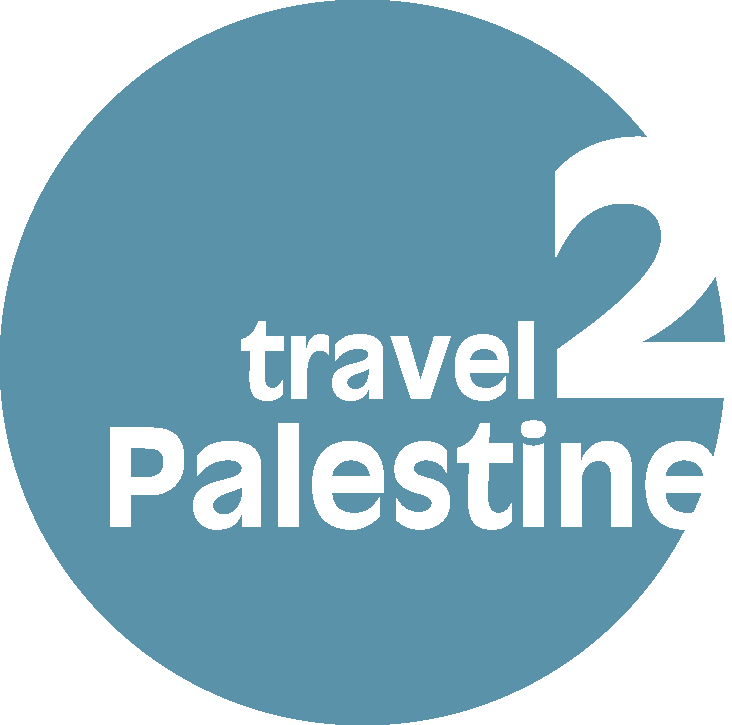 Travel2Palestine logo