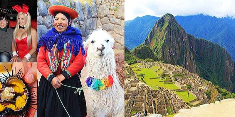 人生必遊!南美洲失落的印加古城 秘魯馬丘比丘