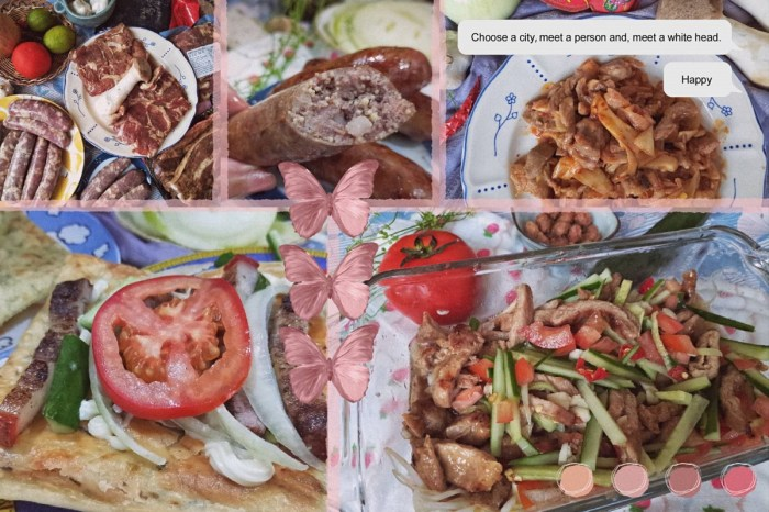 【花蓮伴手禮│網購美食│萬寶臘味工坊】中秋烤肉必備✕家庭料理快速上菜✕食譜:客家鹹豬肉+醬燒里肌肉+泡菜梅花燒肉+飛魚卵香腸