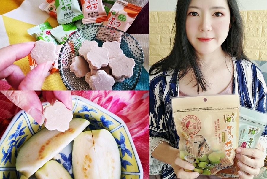 【梅滋兒青之梅菓】古早味梅子糖添加益生菌 好吃+安心!人工化學物OUT!