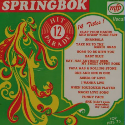 Springbok Hit Parade 12