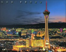 Stratosphere Hotel And Casino In Las Vegas City