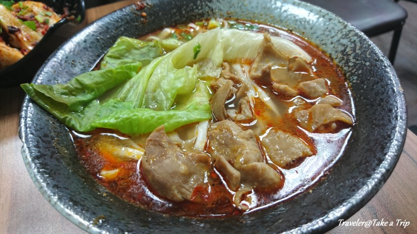 辣中豪傑:重慶特色麵莊 – 樂讀.旅行.食刻