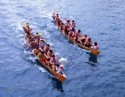 Haari, dragon boat racing, Okinawa