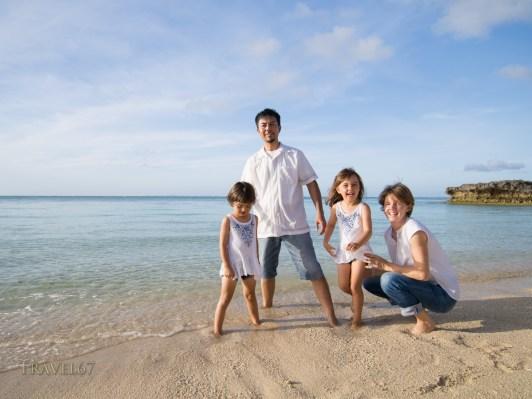 Gima Family Session in Motobu