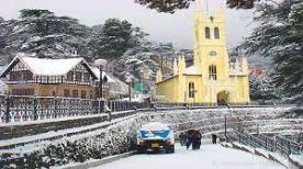 """snow""""queen of Himachal"""""""