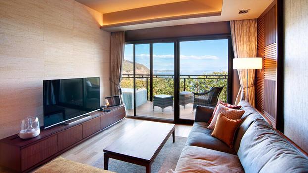 高級 旅館 熱海