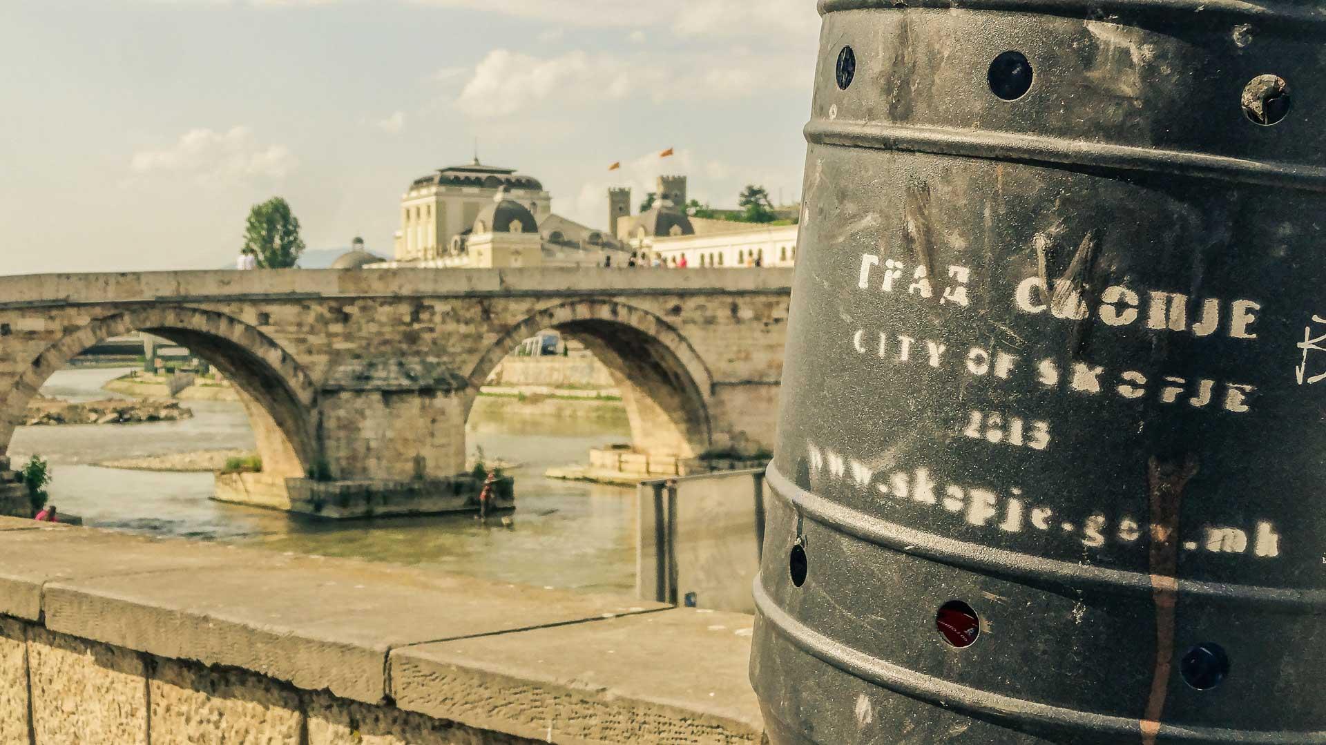 Featured image Skopje