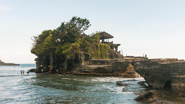 Bali Itinerary. Tanah Lot