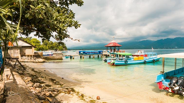 Bali Itinerary. Gili Islands