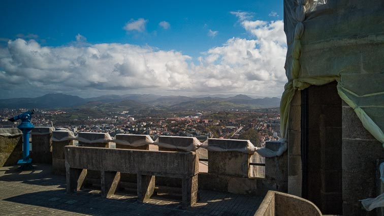 Torreón del Monte Igueldo in San Sebastián: A must visit to learn about San Sebastián's history