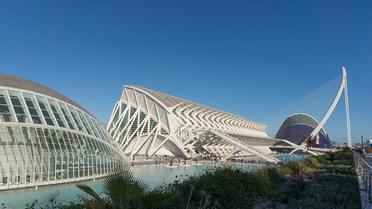 Museums in Valencia. A must visit on your city break in Spain