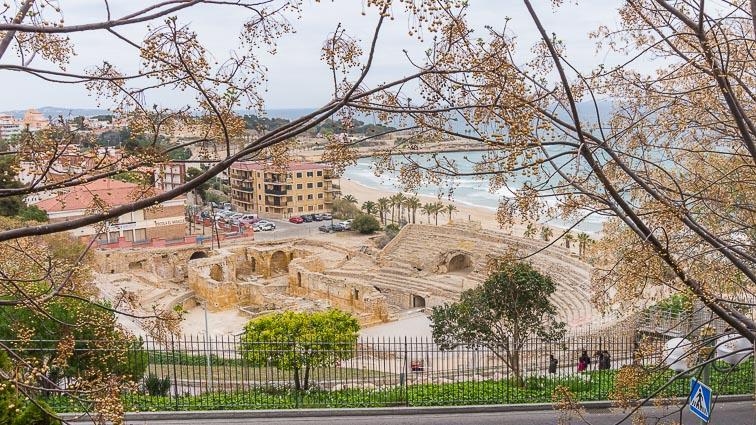 Arena in Tarragona