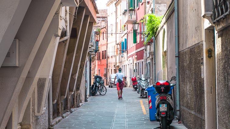 Streets of Chioggia